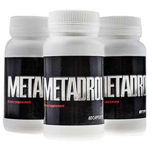 3 potten met Metadrol