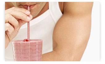 eiwitten shake