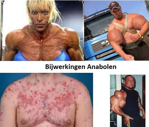 Bijwerkingen van Steroïden