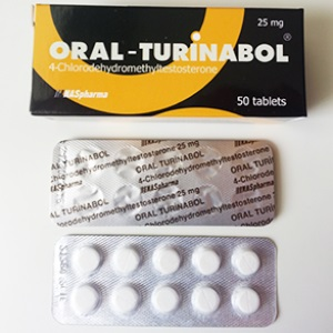 oral - turinabol