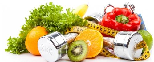 Gezond eten en trainen